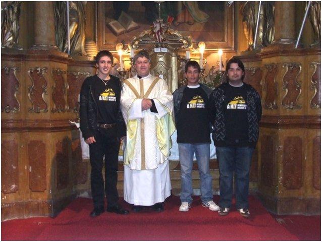 Új plébános Letenyén is, megnövekedett feladatok . Géza atyának fontos a hagyomány, a kötődés őrzése .