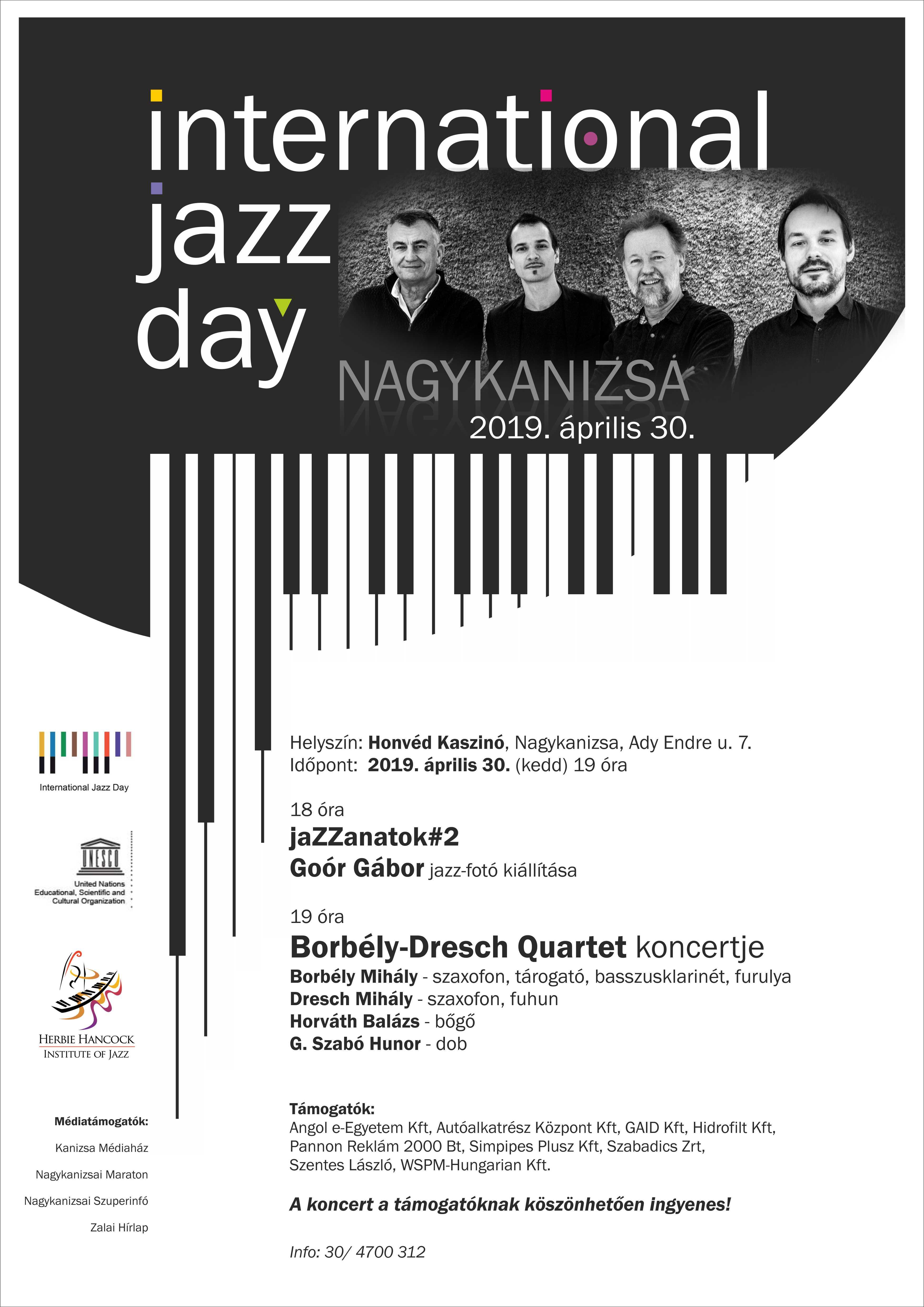 Nemzetközi Jazz Nap