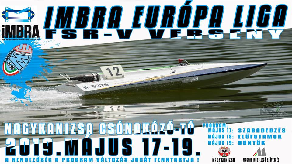 IMBRA League 2019 Nagykanizsa