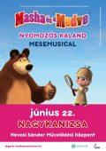 Masha és a medve – a varázslók világnapja