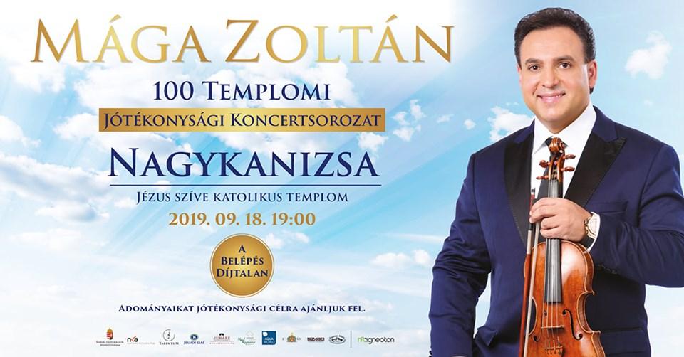 Mága Zoltán Nagykanizsán