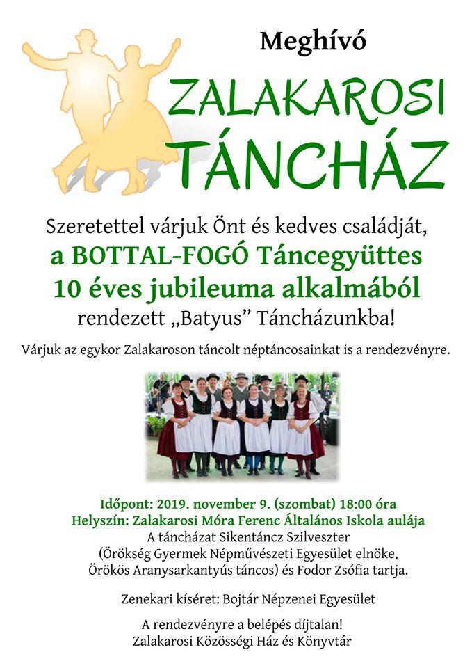 Zalakarosi Táncház