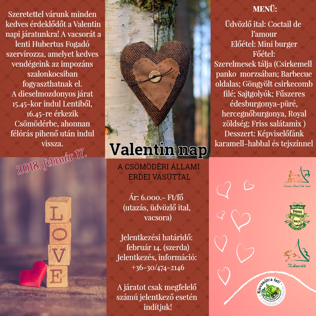 Valentin-napi járat