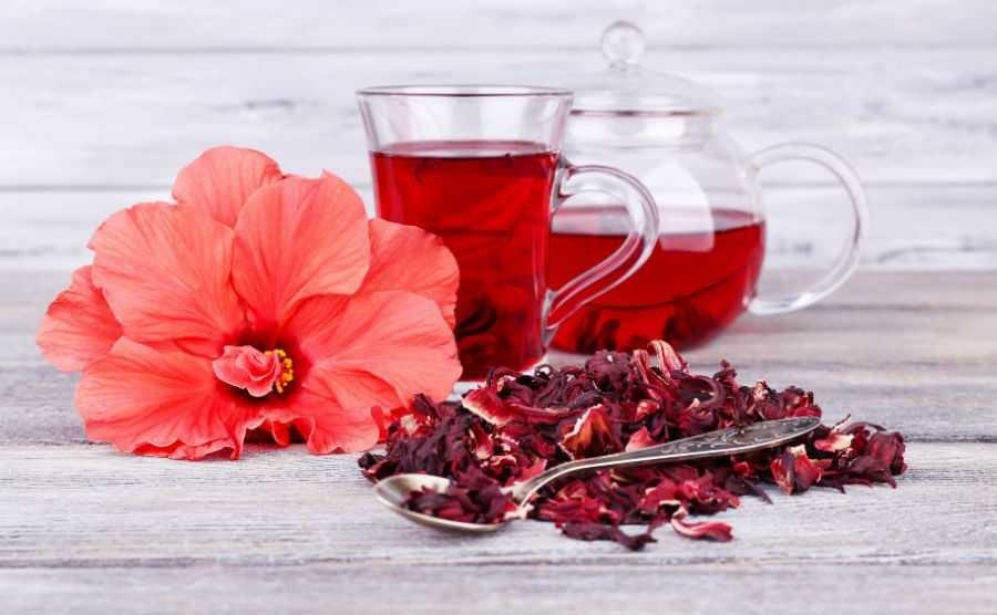 Magas vérnyomás ellen természetesen, hibiszkusz teával..