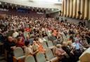 Fonóba kalauzolta el a nézőket a Zalagyöngye Táncegyüttes, fotó: Gergely Szilárd