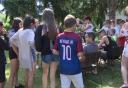 Balatonberényben nyaralnak a ligetvárosi gyerekek