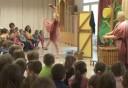Gyermekszínházi előadás