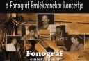 Retro Kávéházi Esték - a Fonográf Emlékzenekar koncertje