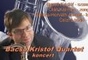 Bacsó Kristóf Quartet koncertje
