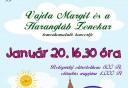 """""""Kanizsai utca"""" - Vajda Margit és a Harangláb Zenekar"""