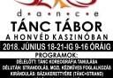Honvéd Kaszinó SZKES DANCE tábora