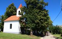 Megszépült a bagóhegyi kápolna, fotó: Bakonyi Erzsébet