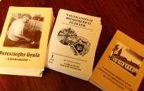 Kötetbemutató, fotó: Bakonyi Erzsébet