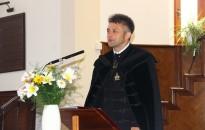 Tanévzáró istentisztelet a Református templomban, fotó: Bakonyi Erzsébet