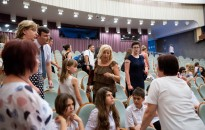 Elismerték a tehetségeket és felkészítőiket, fotó: Gergely Szilárd