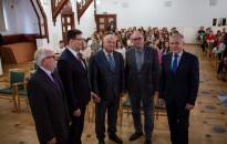 A Magyar Tudomány Ünnepe Nagykanizsán, fotó: Gergely Szilárd