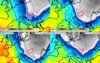 Meteorológiai szolgálat: sarkvidéki levegő közelít
