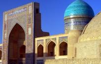 Kalandozások Üzbegisztánban