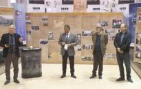 A roma holokausztot is bemutatja a Batthyány-gimnáziumban nyílt kiállítás