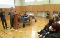 Nyílt napot tartottak a Zsigmondy-iskolában