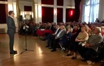Rétvári: magyar Magyarországot és európai Európát szeretnénk