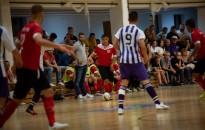 Futsalhelyszín: továbbra is Zsigmondy-csarnok