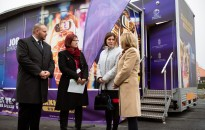 Letenyére érkezett a Szakmavilág Pályaorientációs Roadshow