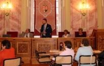 Zalaegerszeg egykori bírósági dolgozóit látta vendégül Zala megye törvényszéke