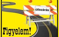 Módosul a Zrínyi - Csengery utcai csomópont lezárásának időtartama