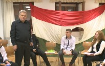 Ötvenhatos Versünnepet rendezett a Nagykanizsai Polgári Egyesület