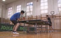 Megyei asztalitenisz diákolimpiai döntőket rendeztek