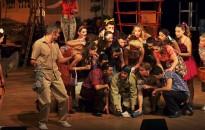 A Csinibabával nosztalgiáztak a színházbarátok