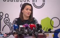 Novák Katalin: 17 ezer család jogosult a gyermekek otthongondozási díjára