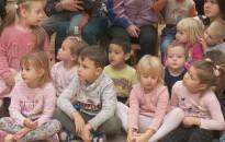 Elkezdődött az ünnepi hét a Rozgonyi-óvodában