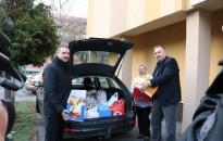 Zala megye igazságügyi dolgozói is jótékonykodtak karácsony közeledtével