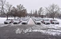 Elektromos járművek a katasztrófavédelmi igazgatóságon