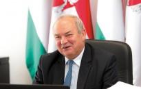 Dénes Sándor polgármester újévi köszöntője
