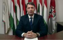 Cseresnyés Péter miniszterhelyettes, országgyűlési képviselő újévi köszöntője