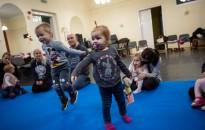Szeretik és várják – családi játszó- és táncház volt a Móriczban