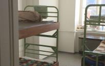 Nincs még telt ház a kanizsai hajléktalanszállón
