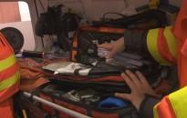 Önzetlen segítséget kaptak a kanizsai mentők