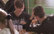 Sakk diákolimpiát rendeztek a Hevesi-iskolában