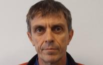 Eltűnt Knausz László kanizsai mozdonyvezető