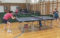 Magabiztos győzelemmel kezdte az évet a Kanizsa Sörgyár SE női asztalitenisz csapata