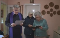 Házszentelést tartottak Kiskanizsán