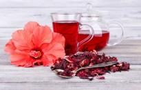 Magas vérnyomás ellen természetesen, hibiszkusz teával