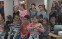 Interaktív kiállítással ünnepelte a magyar kultúra napját a városi könyvtár