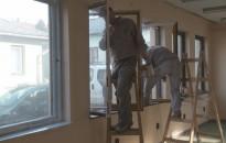 Új irodahelyiségeket kapnak a családsegítő munkatársai