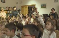 Megünnepelték a magyar kultúra napját a Hevesi-iskolában is