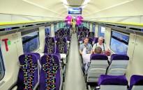 Cseresnyés: húsz nemzetközi IC+ vasúti kocsi 2019 első felében forgalomba áll